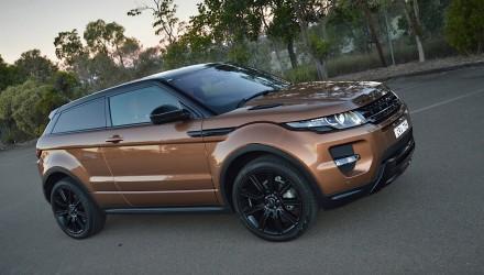 2015 Range Rover Evoque Zanibar