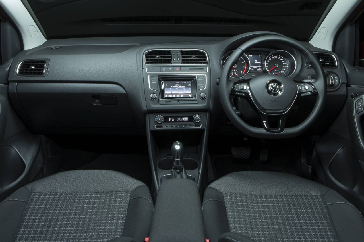 2015 volkswagen polo on sale in australia from 16 290 for Interior volkswagen polo