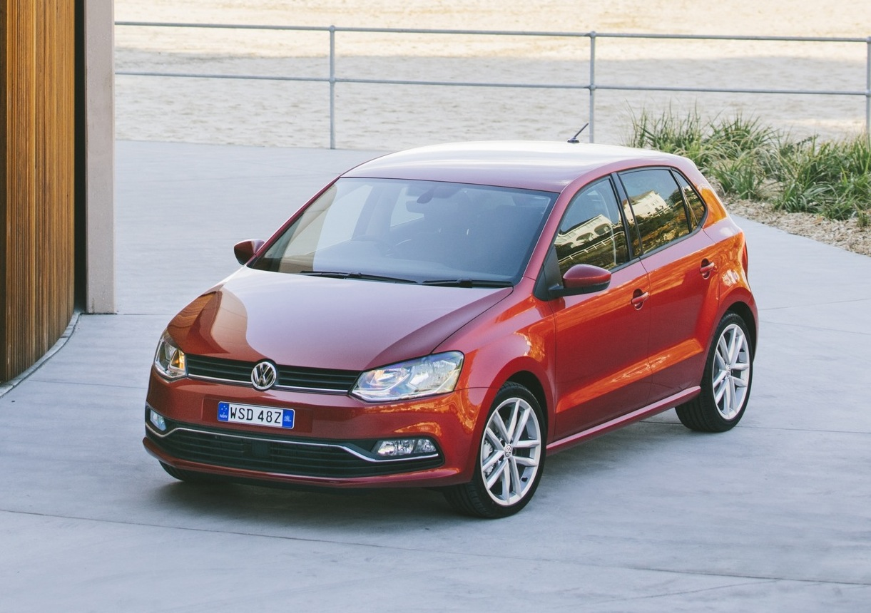 2015 volkswagen polo on sale in australia from 16 290 performancedrive. Black Bedroom Furniture Sets. Home Design Ideas