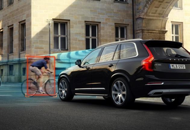 2015 Volvo XC90-CitySafety