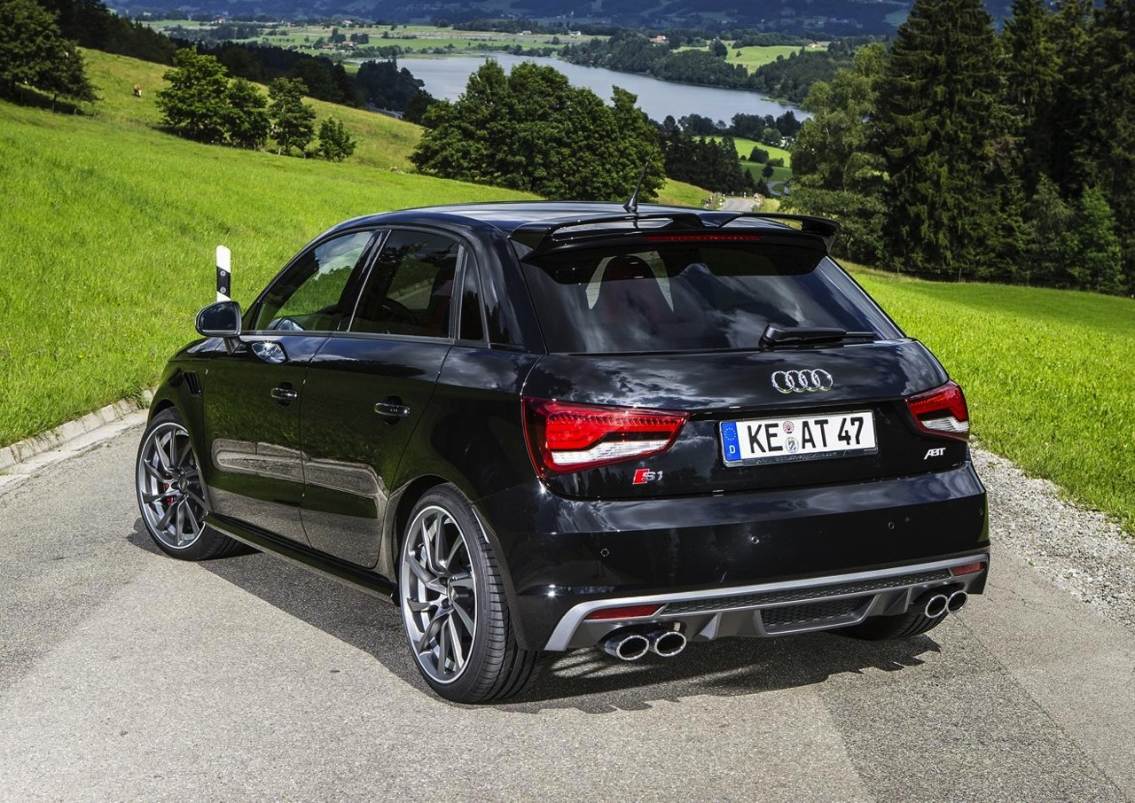 abt announces potent tune for audi s1 sportback performancedrive. Black Bedroom Furniture Sets. Home Design Ideas