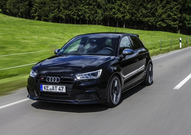 ABT Audi S1 Sportback-road