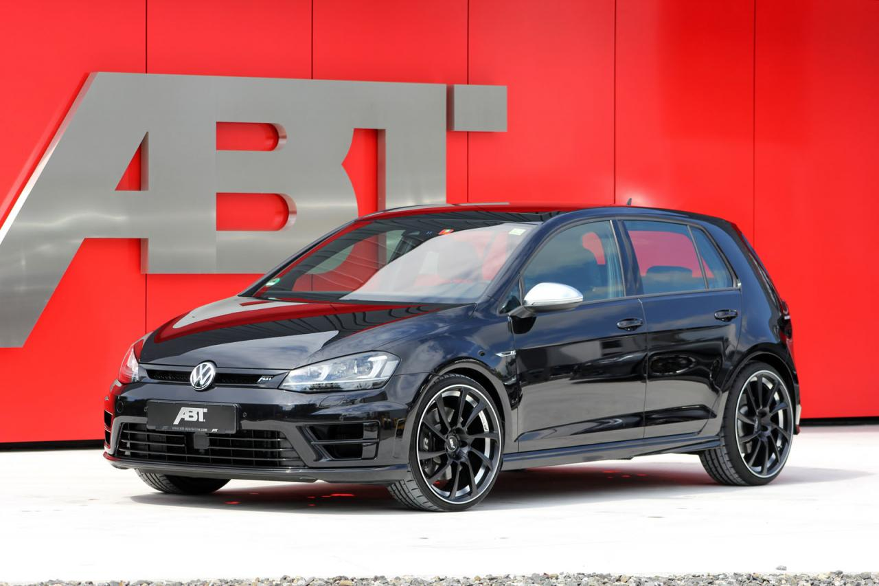 abt announces 39 power s 39 tune for the vw golf r mk7 performancedrive. Black Bedroom Furniture Sets. Home Design Ideas