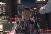 Toyota boss Akio Toyoda accepts Ice Bucket Challenge