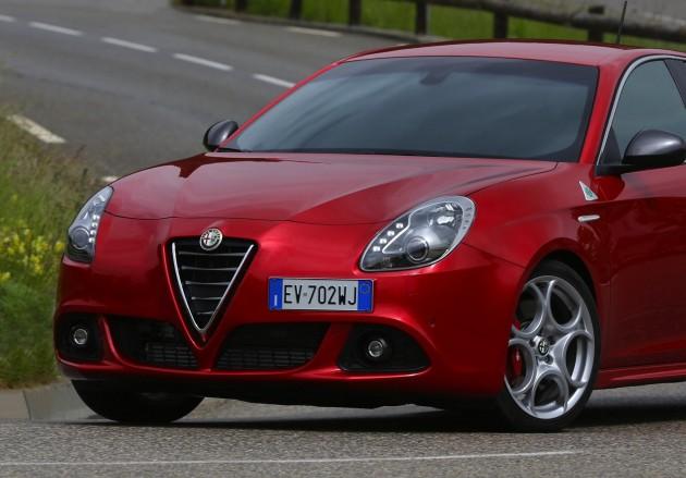 Alfa Romeo QV