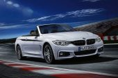 M Performance kit for BMW 4 Series Convertible revealed