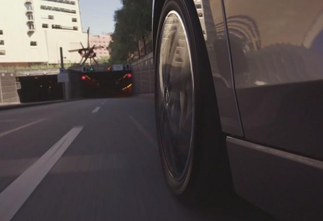 BMW teaser