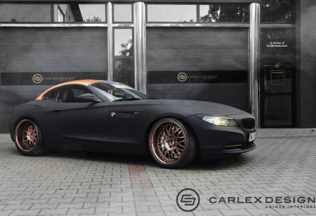 Carlex Design BMW Z4