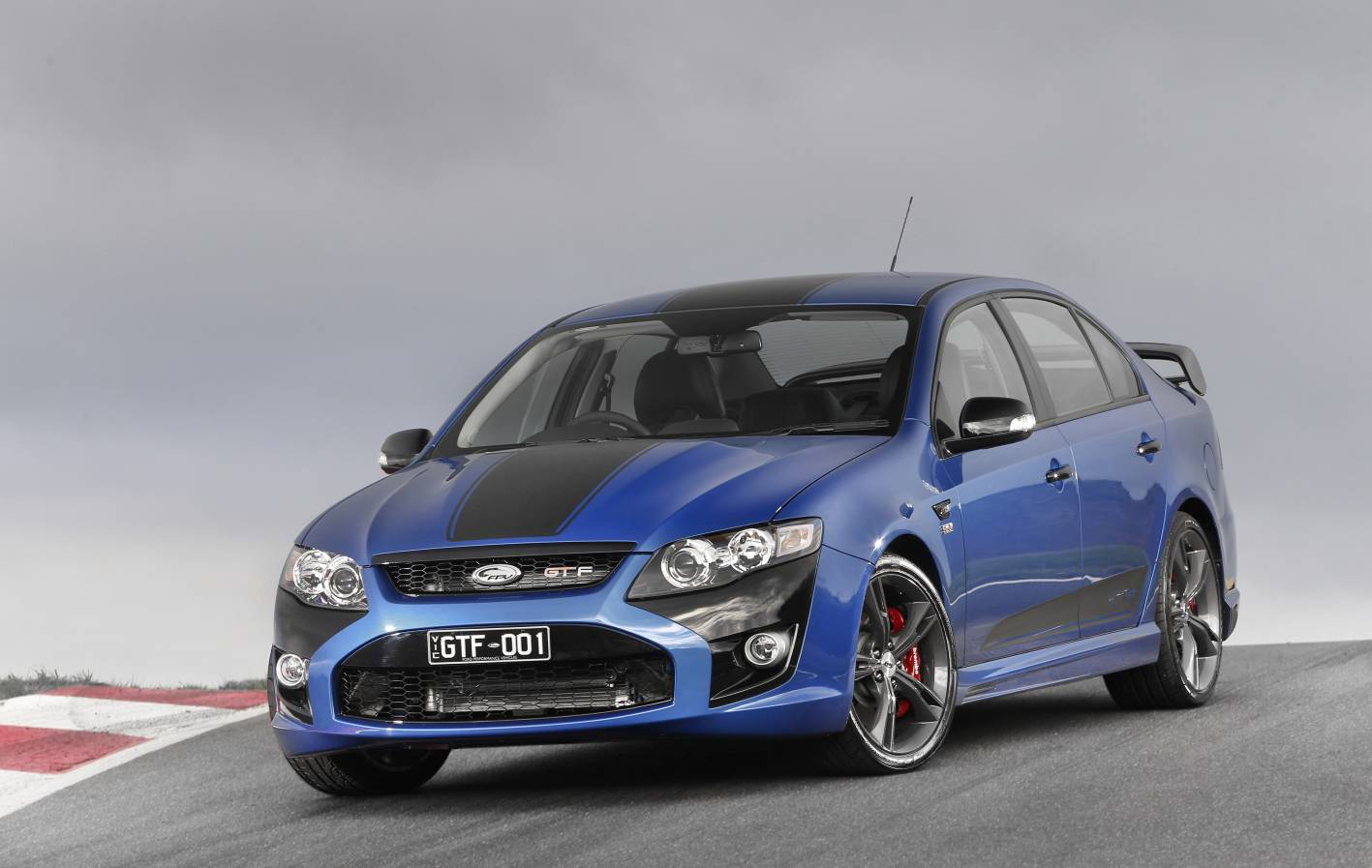 2012 fpv gt rspec review video performancedrive