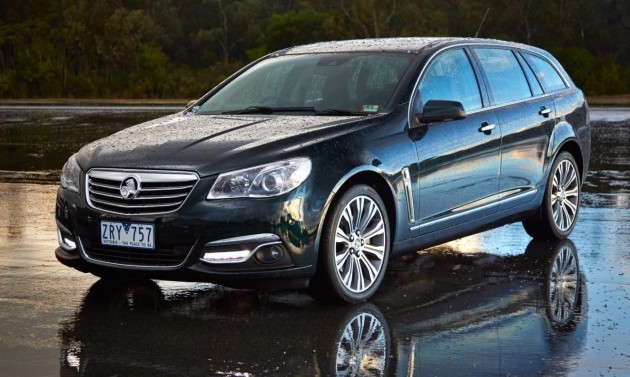 Holden VF Commodore Calais V Sportwagon