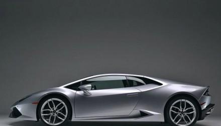 Lamborghini Huracan LP 610-4-grey