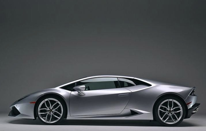 lamborghini huracan lp 610 4 grey - Lamborghini Huracan Grey