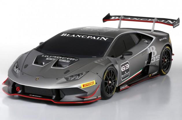 Lamborghini Huracan LP 620-4 Super Trofeo
