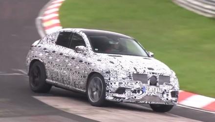 Mercedes-Benz MLC-Class prototype