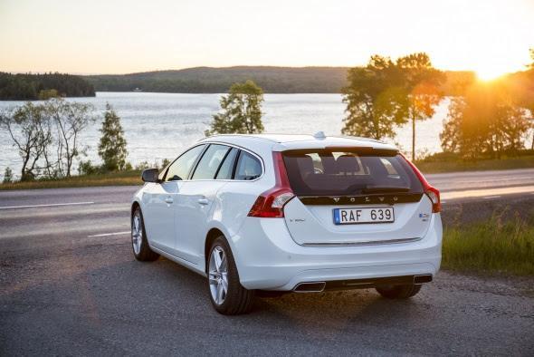 Polestar Volvo V60 Plug-in Hybrid