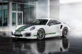 TechArt announces TA 90/T1 Power Kit for Porsche 911 Turbo S
