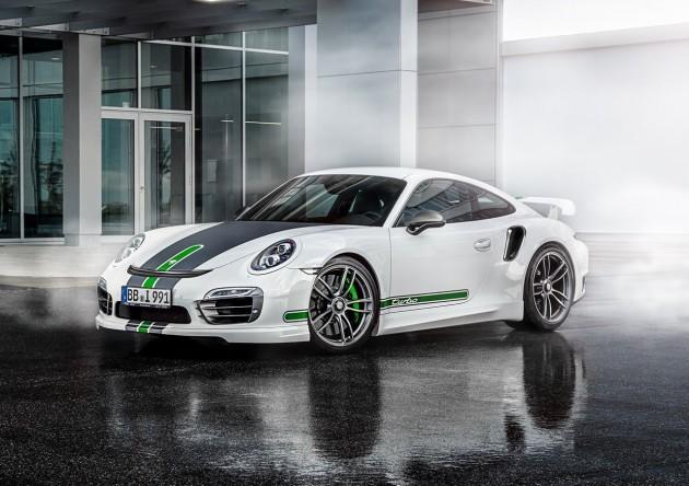TechArt 991 Porsche 911 Turbo TA 90T1 kit