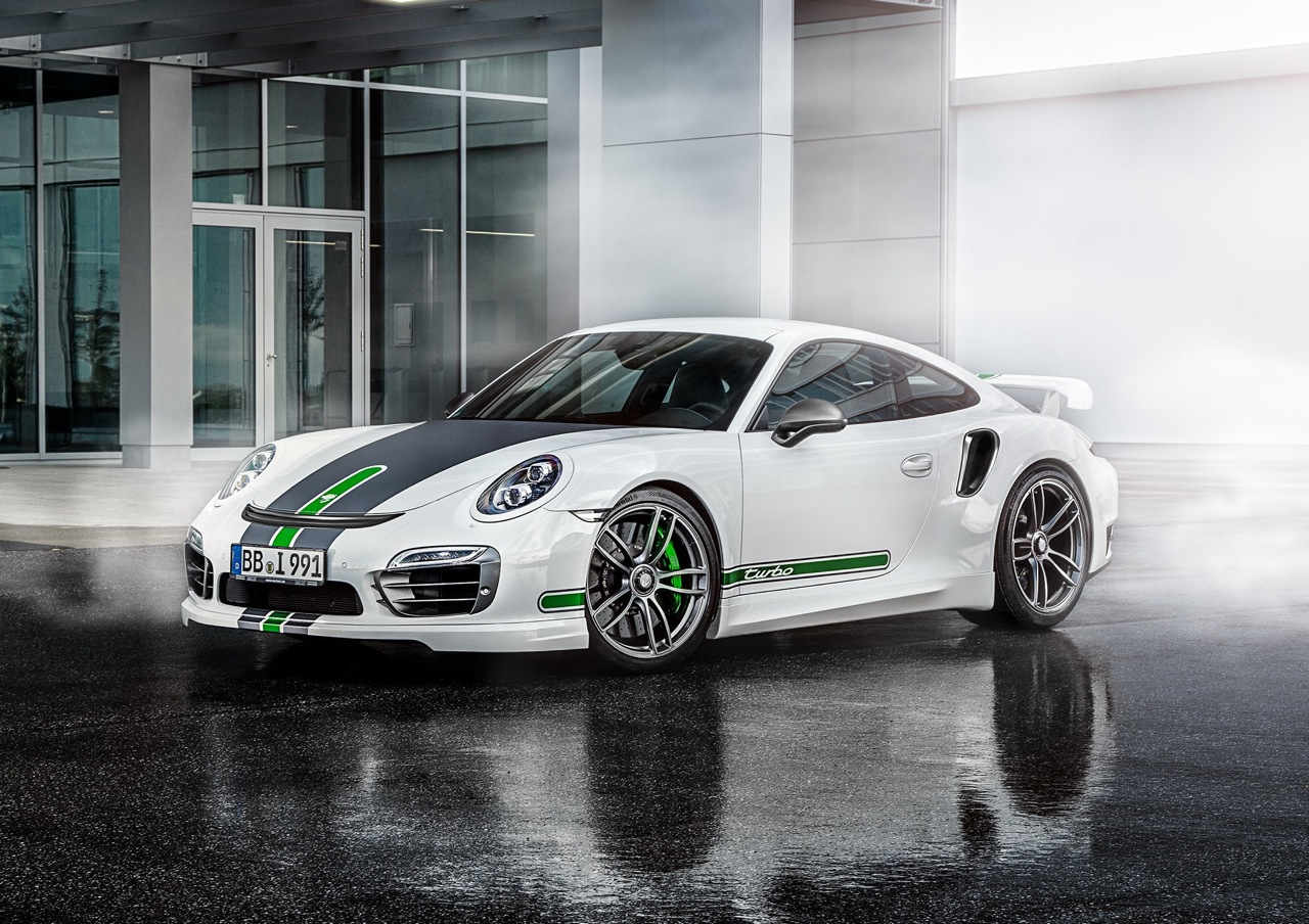 TechArt announces TA 90/T1 Power Kit for Porsche 911 Turbo S