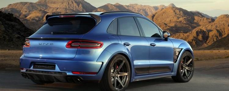 TopCar Porsche Macan-rear