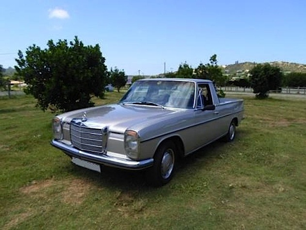 For sale 1971 mercedes 220d with lexus 1uzfe v8 for Mercedes benz 220d for sale