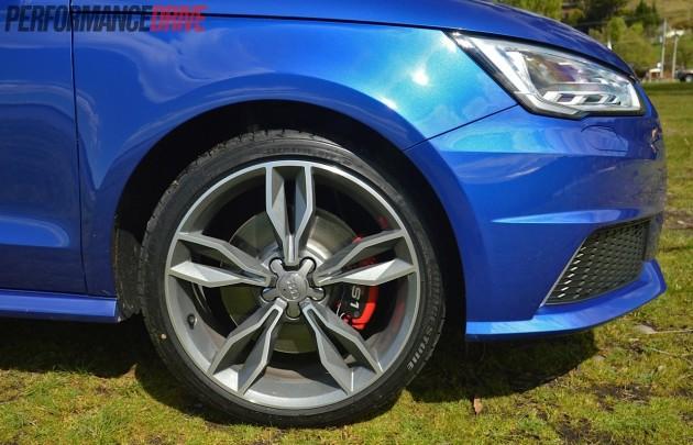 2014 Audi S1 Sportback-brakes