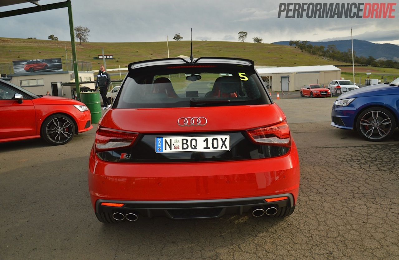 Audi S1 Sportback Quattro Review Australian Launch