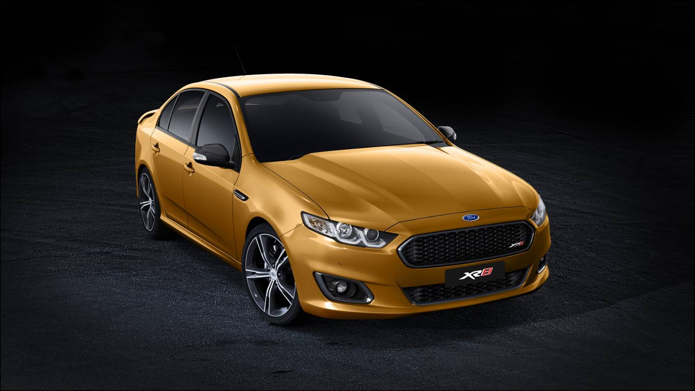 2015 Ford Falcon XR8 public debut announced, October 4-5