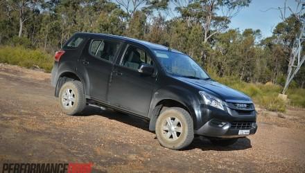 2014 Isuzu MU-X LS-M-Australia