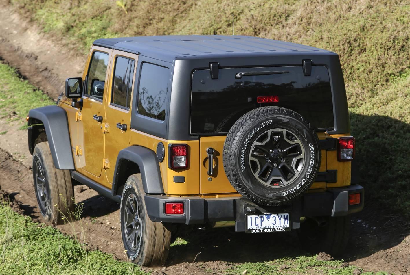 jeep wrangler rubicon x on sale in australia from 52 000 performancedrive. Black Bedroom Furniture Sets. Home Design Ideas