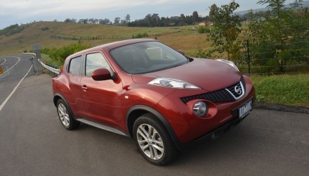 2014 Nissan JUKE Ti-S Australia