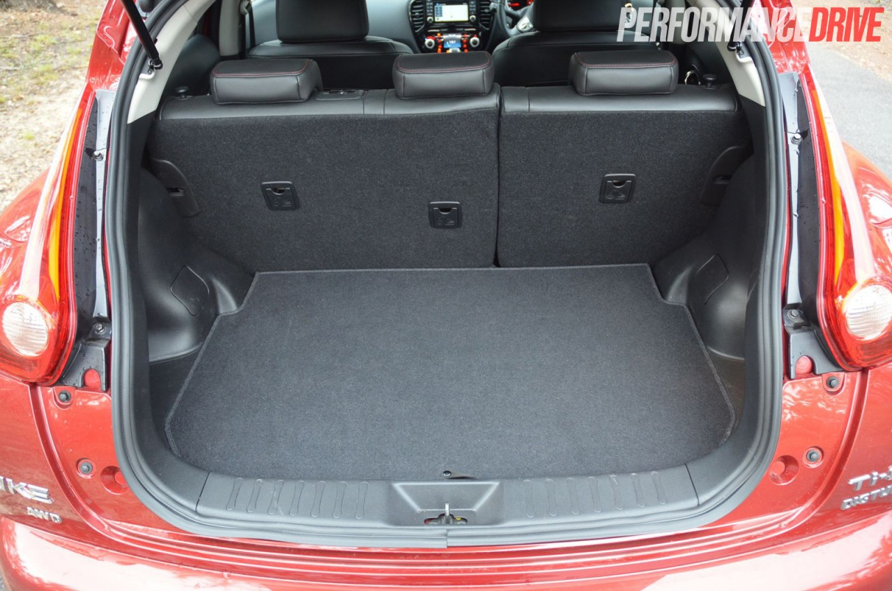 2014 Nissan Juke Ti S Awd Review Video Performancedrive