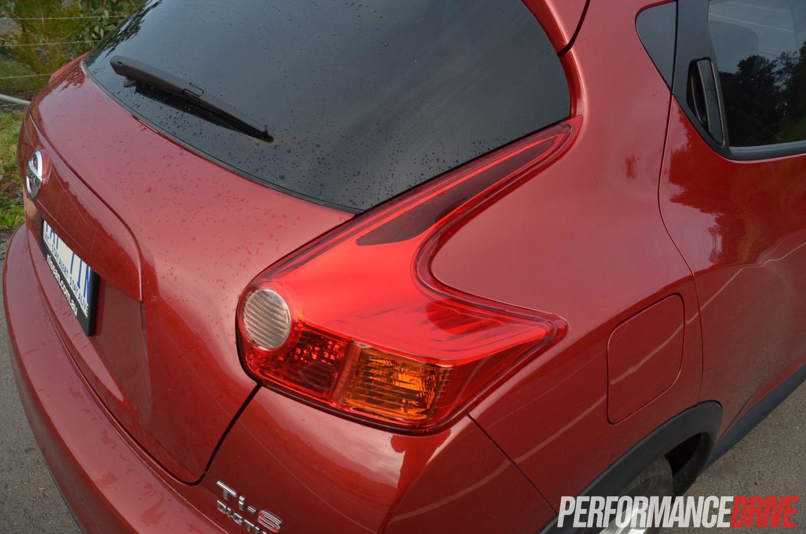 2014 Nissan Juke Ti-S – THE COMPETITORS