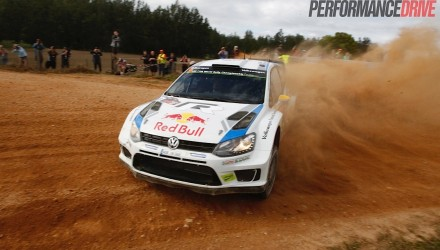 2014 Rally Australia-Volkswagen Polo