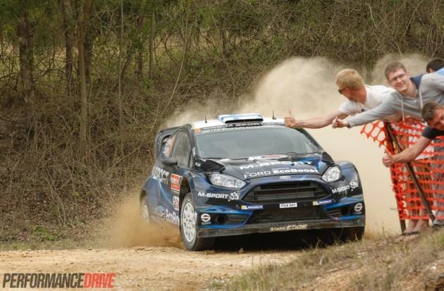 2014 Rally Australia-spectators