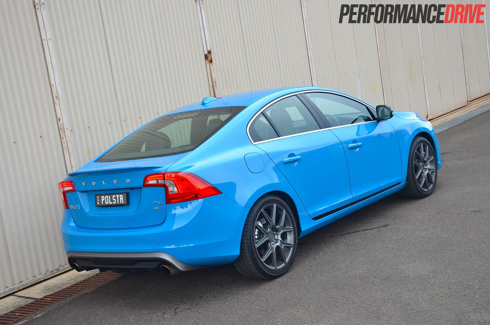 2014 volvo s60 polestar review video performancedrive. Black Bedroom Furniture Sets. Home Design Ideas