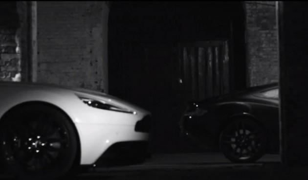 2015 Aston Martin Vanquish Carbon Edition maybe