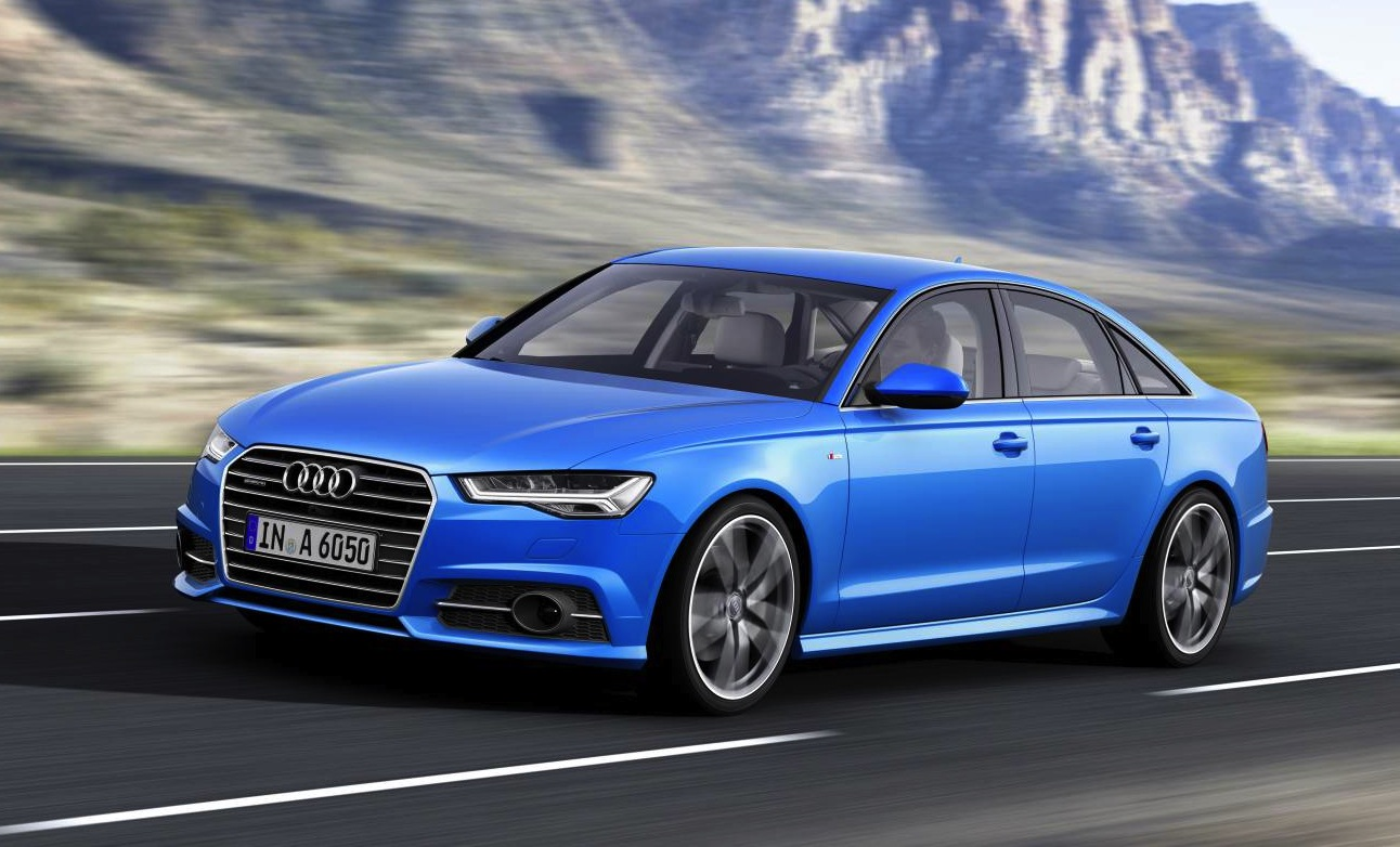 2015 audi a6 s6 revealed on sale in australia in march performancedrive. Black Bedroom Furniture Sets. Home Design Ideas