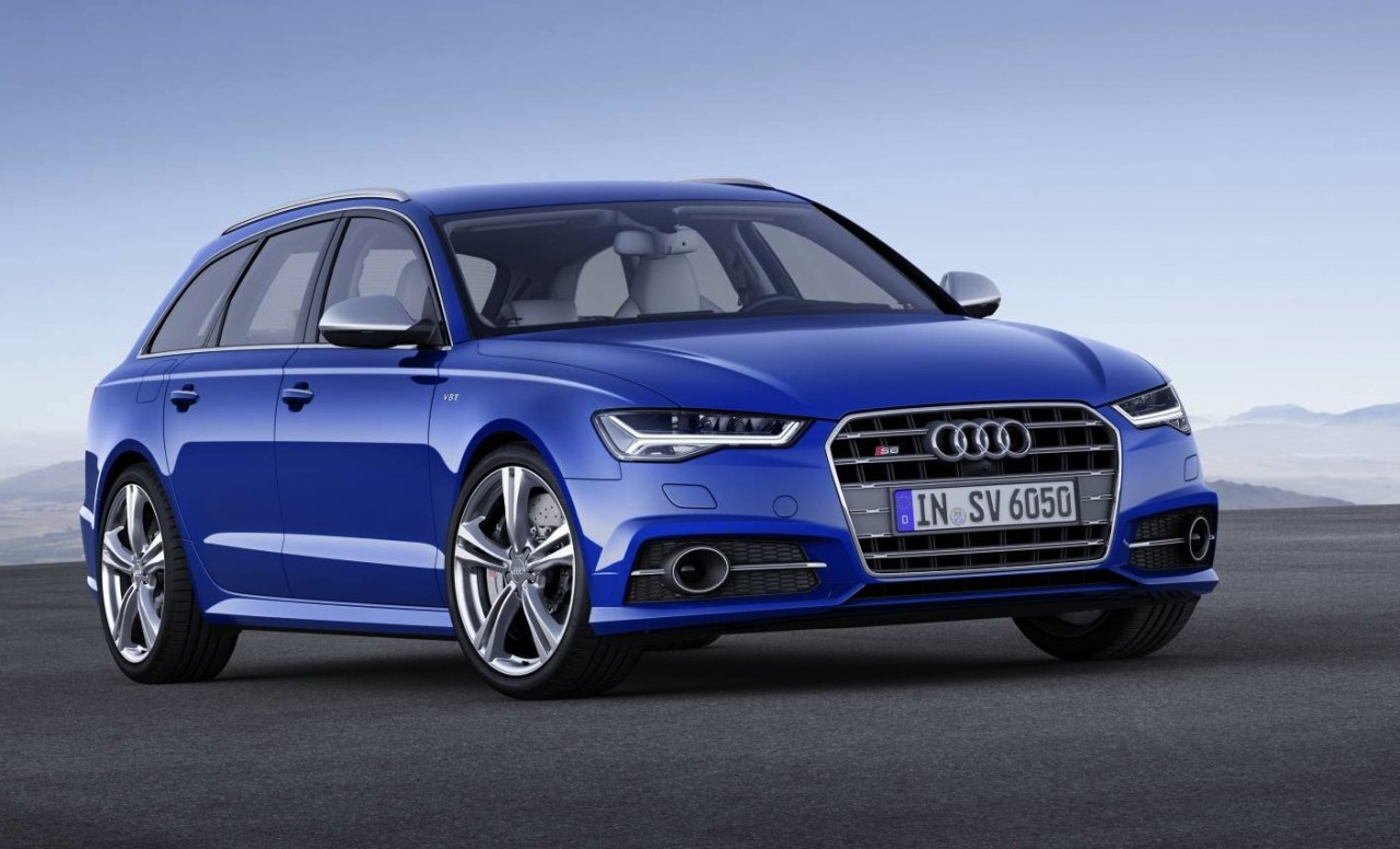 2015 audi a6 s6 revealed on sale in australia in march. Black Bedroom Furniture Sets. Home Design Ideas
