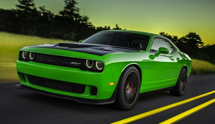 Dodge Challenger Hellcat highway economy: 10.7L/100km