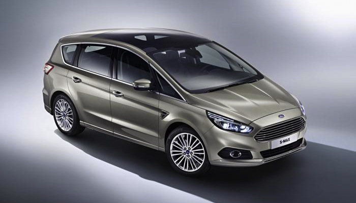 2015 ford s max revealed before paris debut performancedrive. Black Bedroom Furniture Sets. Home Design Ideas