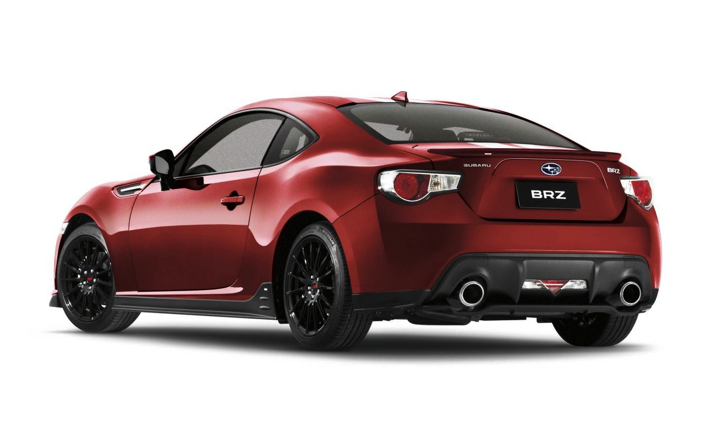 pics photos subaru brz s final wrx special edition headed for. Black Bedroom Furniture Sets. Home Design Ideas