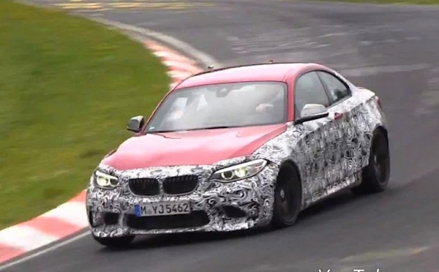 BMW M2 prototype