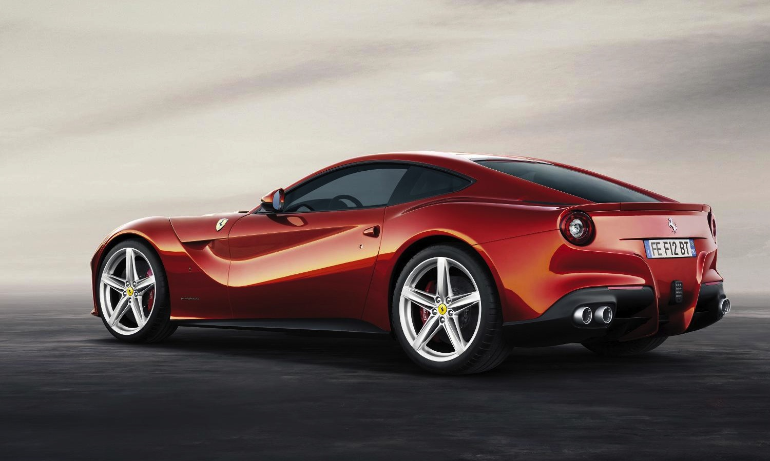 Special Ferrari F12 being made for US market 60th anniversary