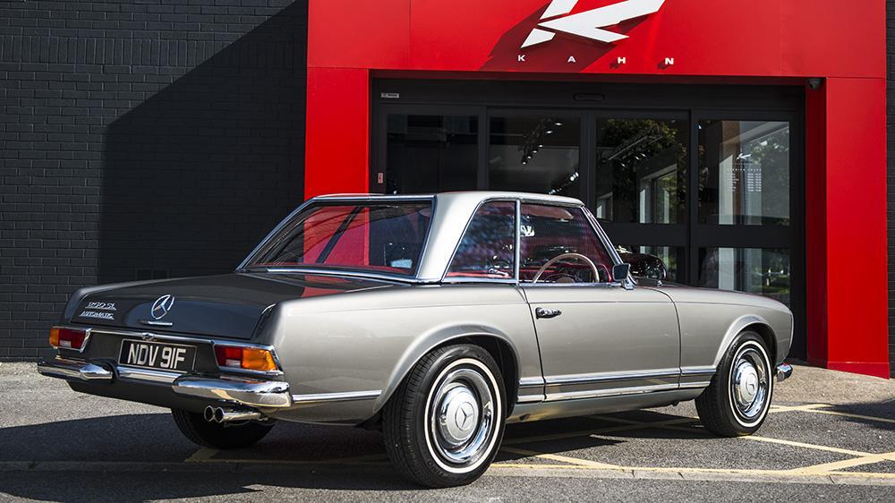 for sale perfect 1967 mercedes benz 250 sl performancedrive. Black Bedroom Furniture Sets. Home Design Ideas