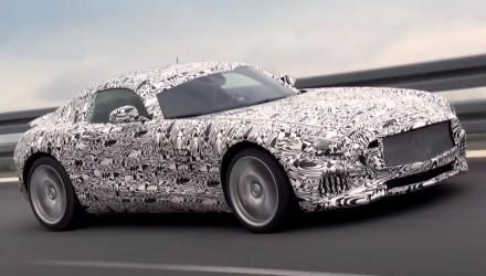 Mercedes-AMG GT prototype-Sept