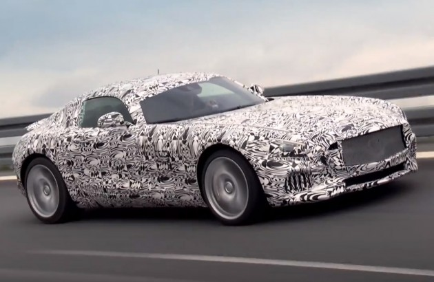 Mercedes-AMG GT prototype-Sept