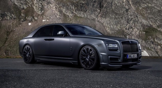 Novitec Rolls-Royce Ghost