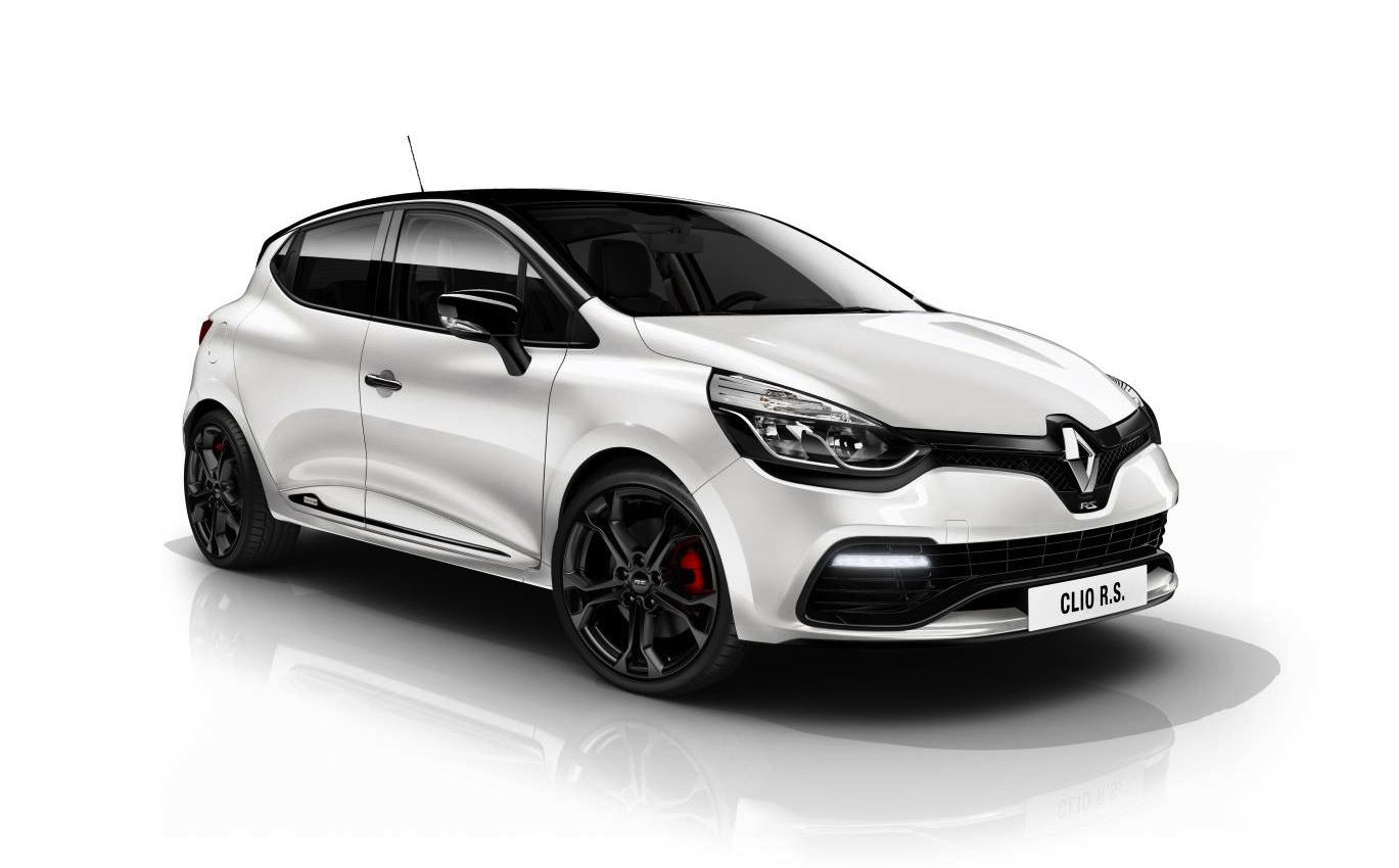 renault clio r s monaco gp on sale from 38 290. Black Bedroom Furniture Sets. Home Design Ideas