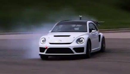 Volkswagen Beetle GRC demo