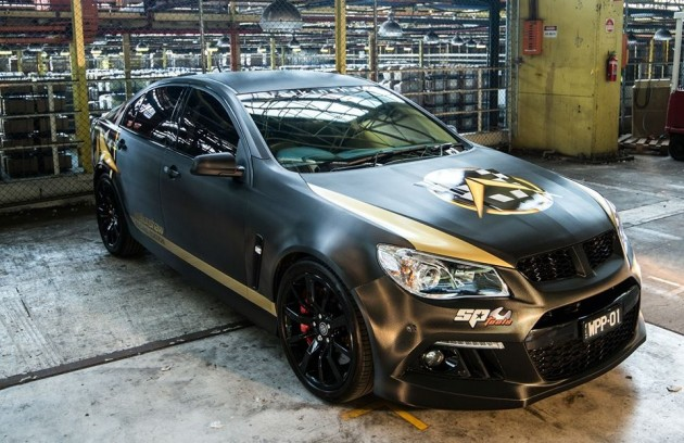 Walkinshaw Racing Edition Holden VF Commodore